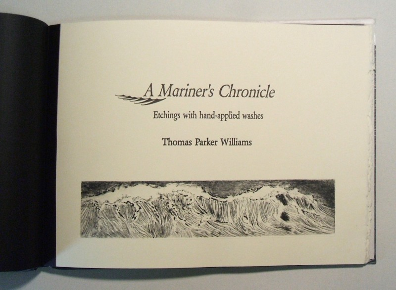 A Mariner's Chronicle